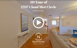 3D Tour of 2707 Cloud Mist Circle
